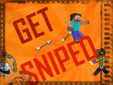 SkyWars - GET SNIPED ~ w.Isbees