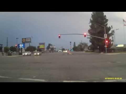 Traffic Camera False Flash
