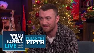 Is Sam Smith Team Kim Kardashian Or Team Taylor Swift? | Plead The Fifth | WWHL
