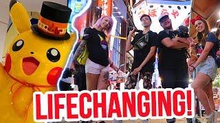 LIFE-CHANGING QUEST! Pokémon GO Vlog | ZoeTwoDots