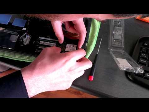 Install mSata in Lenovo y400