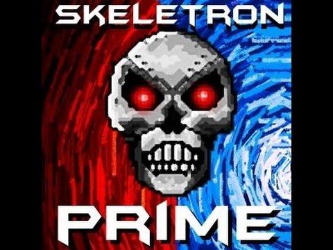 Terraria - How to spawn Skeletron Prime
