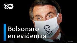Justicia brasileña pone a Bolsonaro en el punto de mira