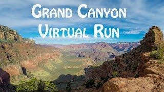 Grand Canyon National Park Virtual Rim to River Run Down South Kaibab Trail 4k