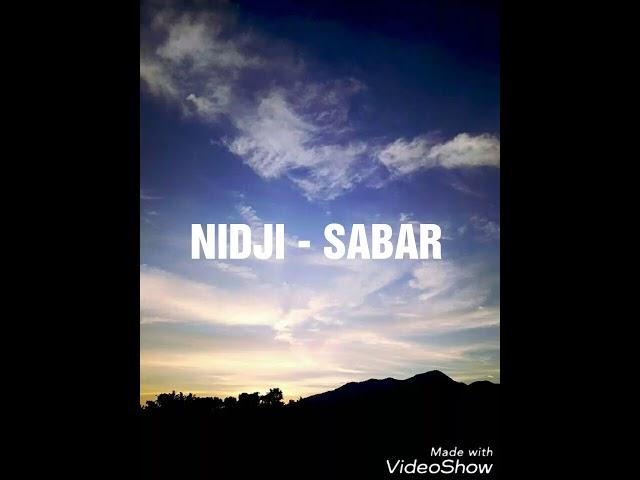 Download Nidji - Sabar MP3 Gratis