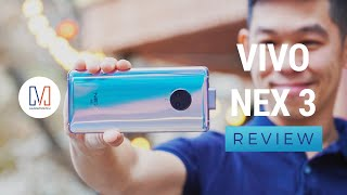 Vivo NEX 3 5G Unboxing and Review