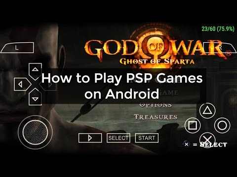 How to Download and Play PSP Games on Android