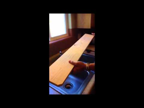 Cheap and Easy How to Install a Windowsill Part 1