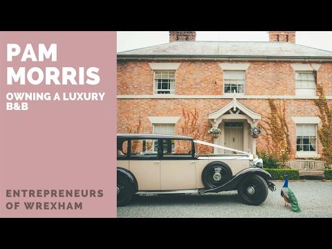 Owning a Luxury B&B  I  Pam Morris