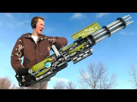 LEGO Fortnite Minigun