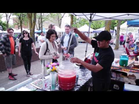 How to Sell from a Temporary Food Booth