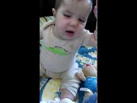 Most Adorable Infant Tantrum EVER