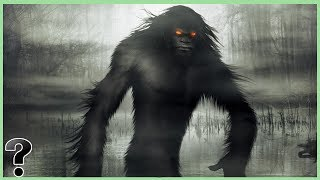What If The Boggy Creek Monster Was Real?