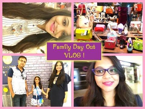 MUMBAI FAMILY DAY OUT VLOG | Indian Vlogger Prerna.
