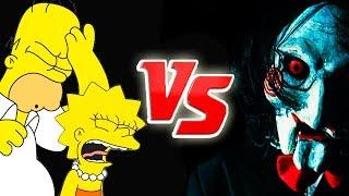 Bart Necesita Ayuda Bart Simpson Saw Game Parte 1 Manoloteve