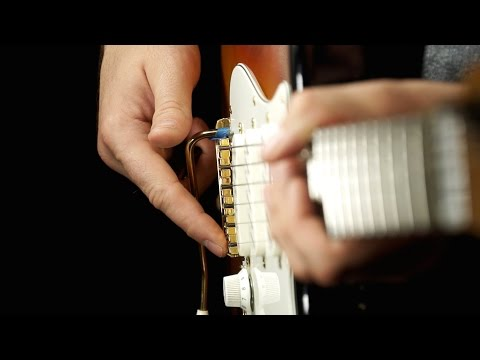 How and Why To Set The Action On A Strat For Blues
