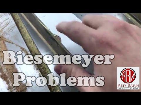 Biesemeyer Problems