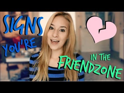 ❤ Signs you're in the friendzone + how to get out of it