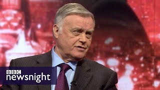 Interview with Putin confidant Vladimir Yakunin – BBC Newsnight