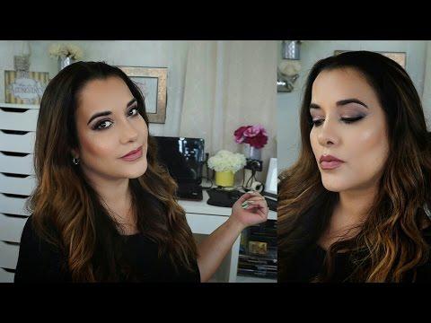 How I Contour n Highlight My Oval Face Shape | Lola Mojica