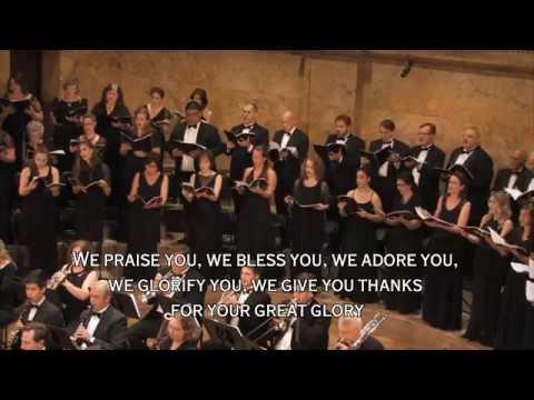 Tim Keyes - 'Glory to God' from Mass of St. Charles Borromeo