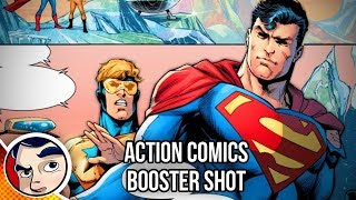 """Superman & Booster Gold """"Mr. Oz Aftermath, Save Krypton?"""" - Rebirth Complete Story"""