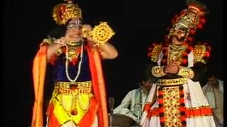 Yakshagana-Mahabharatha-Krishna Rayabhara Siddakatte C-Dwandva Patla-kannadikatte..05