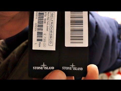 FAKE STONE ISLAND for 3 BILLS on EBAY | FAKE vs REAL