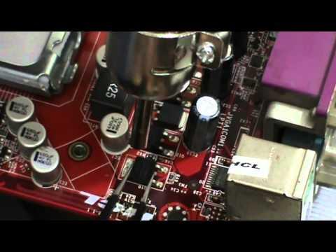 chip level motherboard repairing tutorial