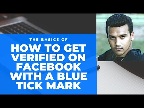 How To Get Verified On Facebook With A Blue Tick Mark