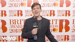 Red Carpet live at The BRIT Awards 2018 - Vevo UK
