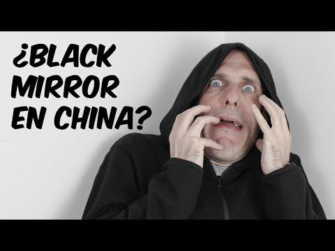 ¿Es China como Black Mirror?