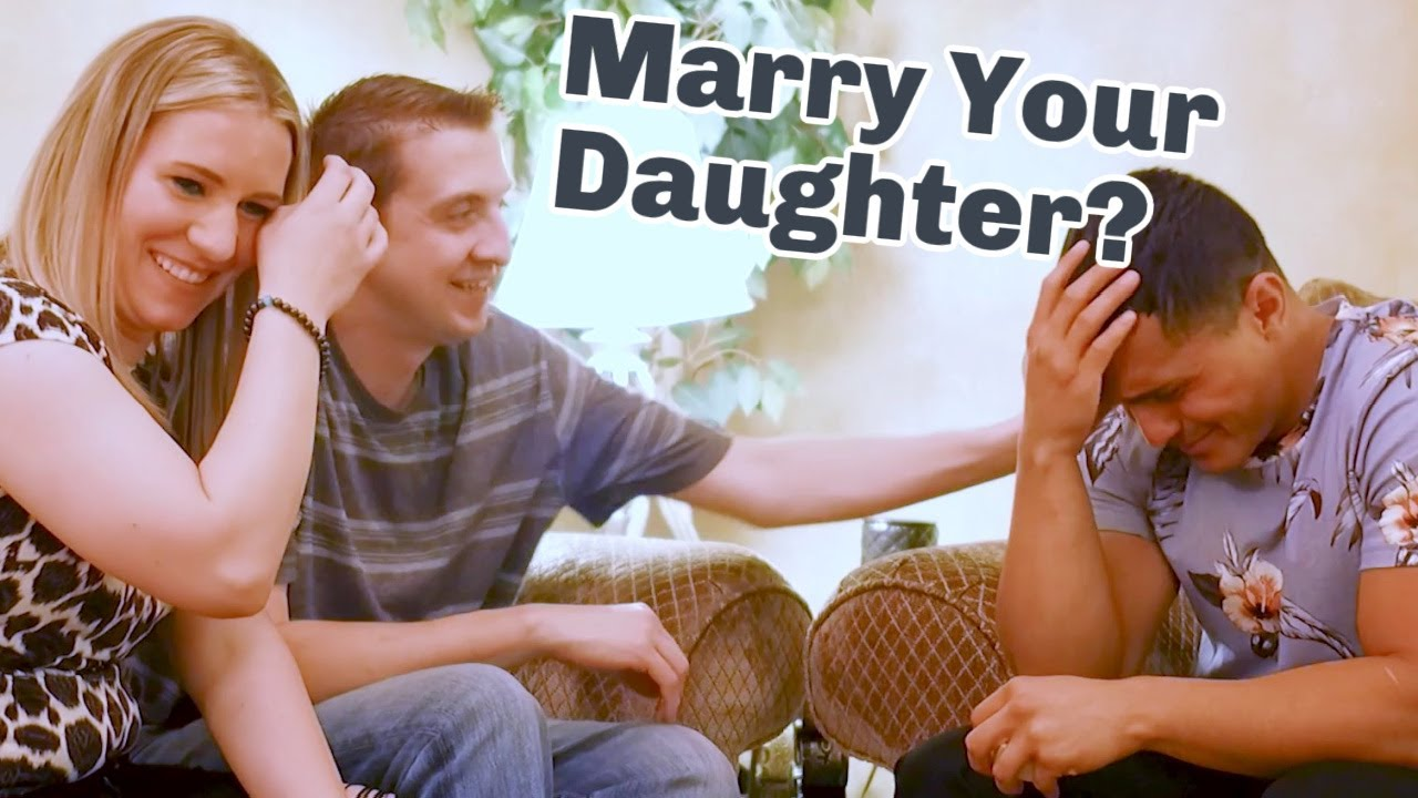 Can I Marry Your Daughter?