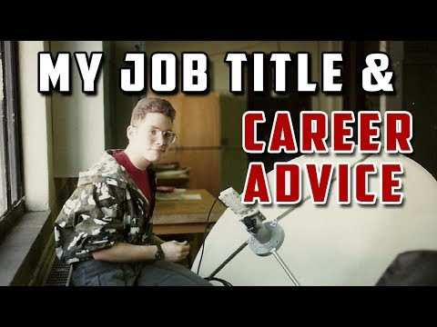 #023: My Job Title, Career Advise, & our first
