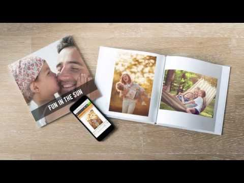 From your phone to a photo book