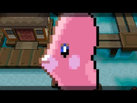 How & Where to catch/get - Luvdisc in Pokemon Black 2 & Pokemon White 2
