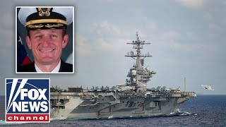 Navy captain fired for flagging coronavirus outbreak on ship