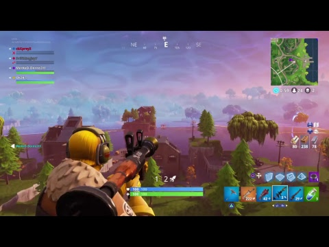 Fortnight solo Wins and playing new mode
