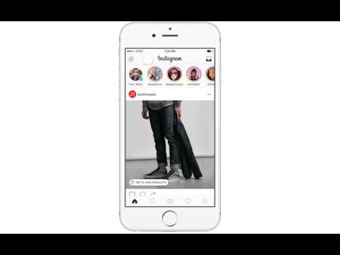 Instagram Tests Shoppable Photo Tags