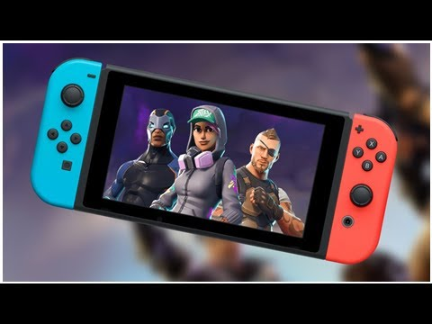 Video: Examining the Likelihood of Fortnite Battle Royale on Nintendo Switch