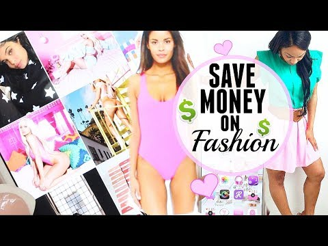 How To Save Money on Clothes and Shoes HACKS | Spring Fashion 2017 Budget TIPS!