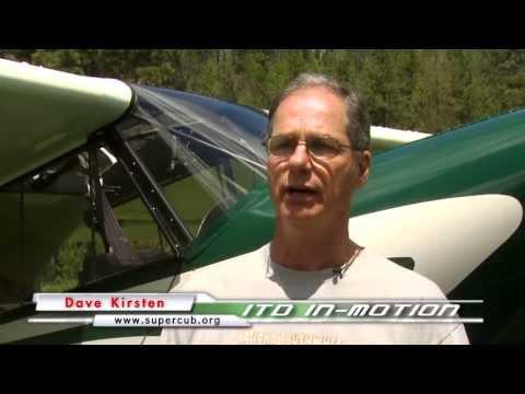 Johnson Creek, Super Cub Fly In