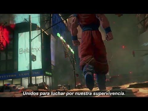 JUMP FORCE - Tráiler Subtitulado
