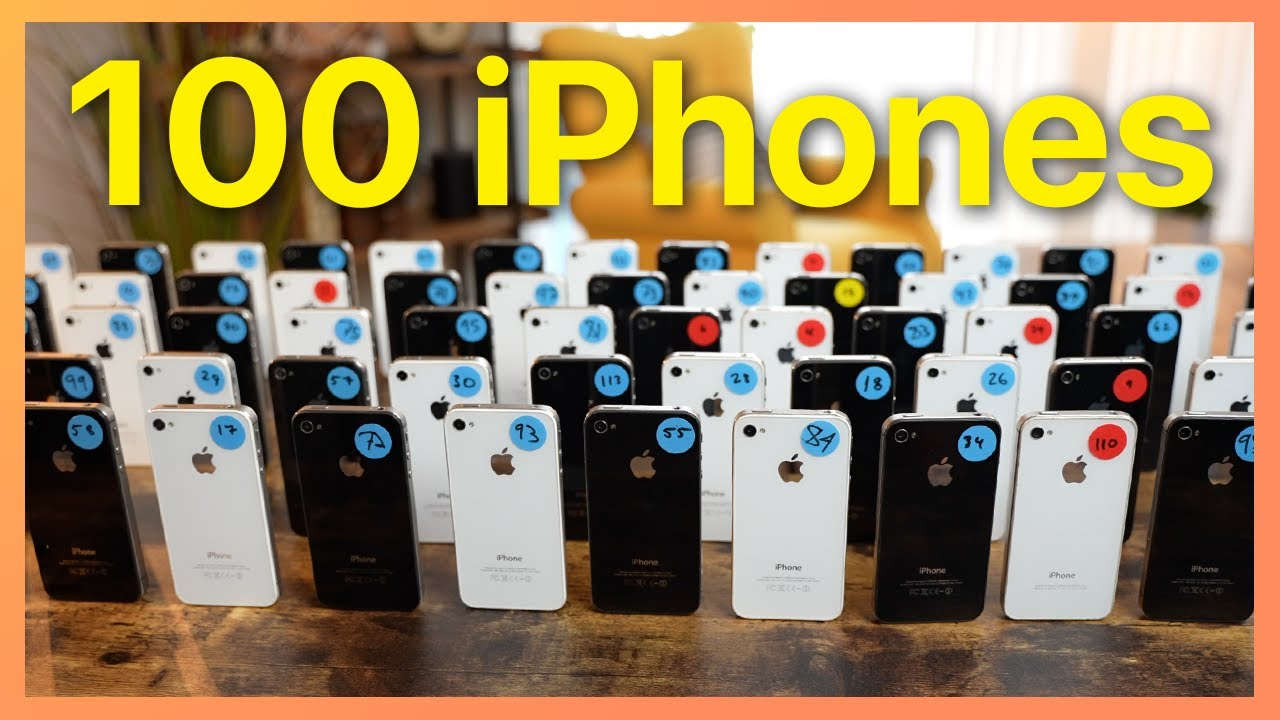 I bought over 100 LOCKED iPhones. What can we do with them?