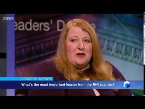 BBC NI  Leader's debate #AE15