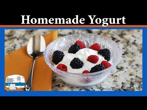 Making Yogurt at Home in an Instant Pot