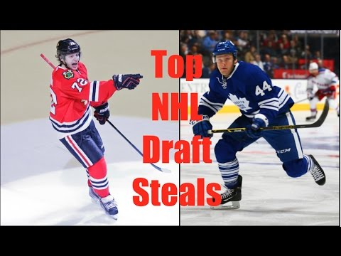 10 Recent NHL Draft STEALS