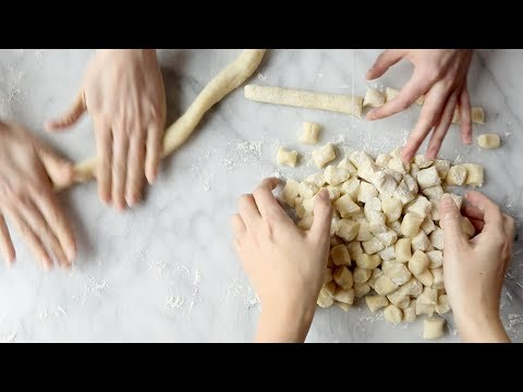 How to Make Homemade Gnocchi