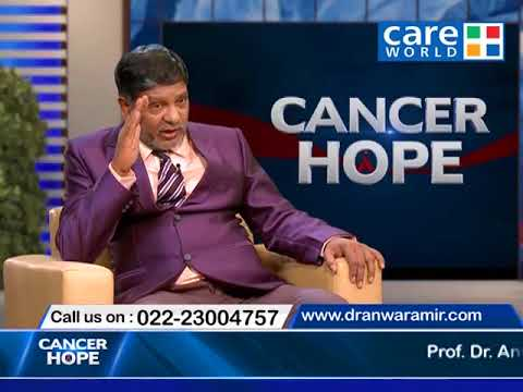 Throat CAncer Symptoms and Signs-Dr. Anwar Amir Ansari-Cancer Hope