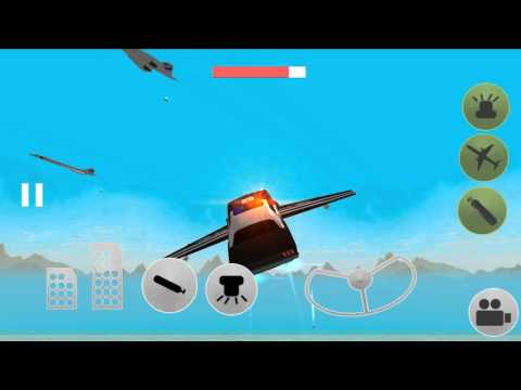 Flying Police Car: San Andreas